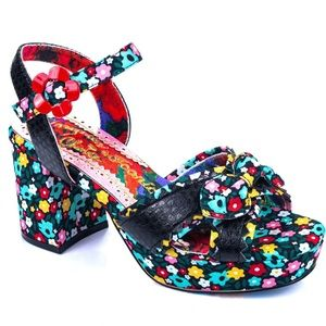 Love Child x Irregular Choice